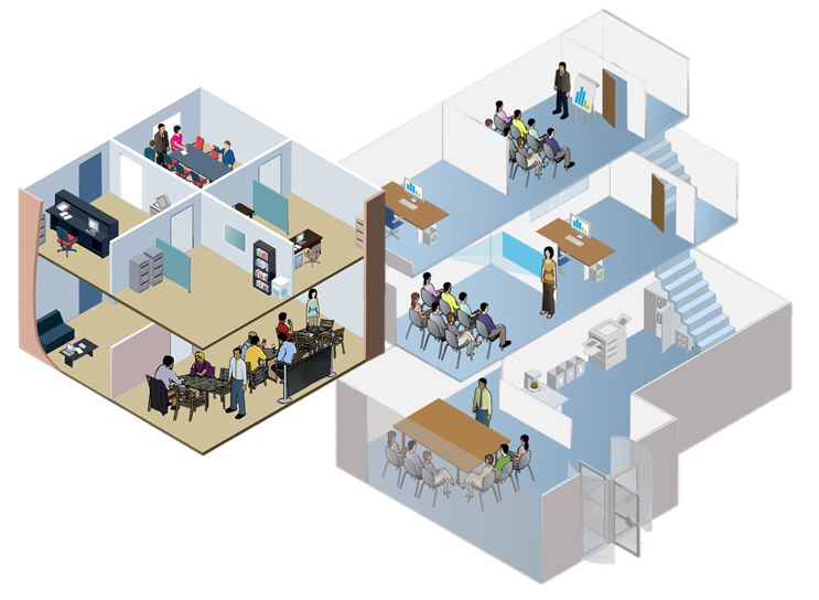 Conference Room Booking Software, Room Scheduling Solution ...
