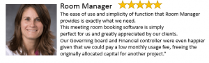 Review Room Manager