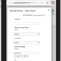 Mobile View IOS Book