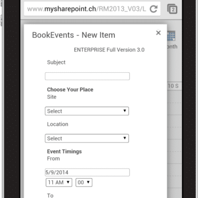 Mobile View IOS Book