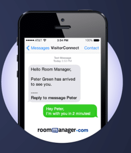 Room Manager Iphone SMS