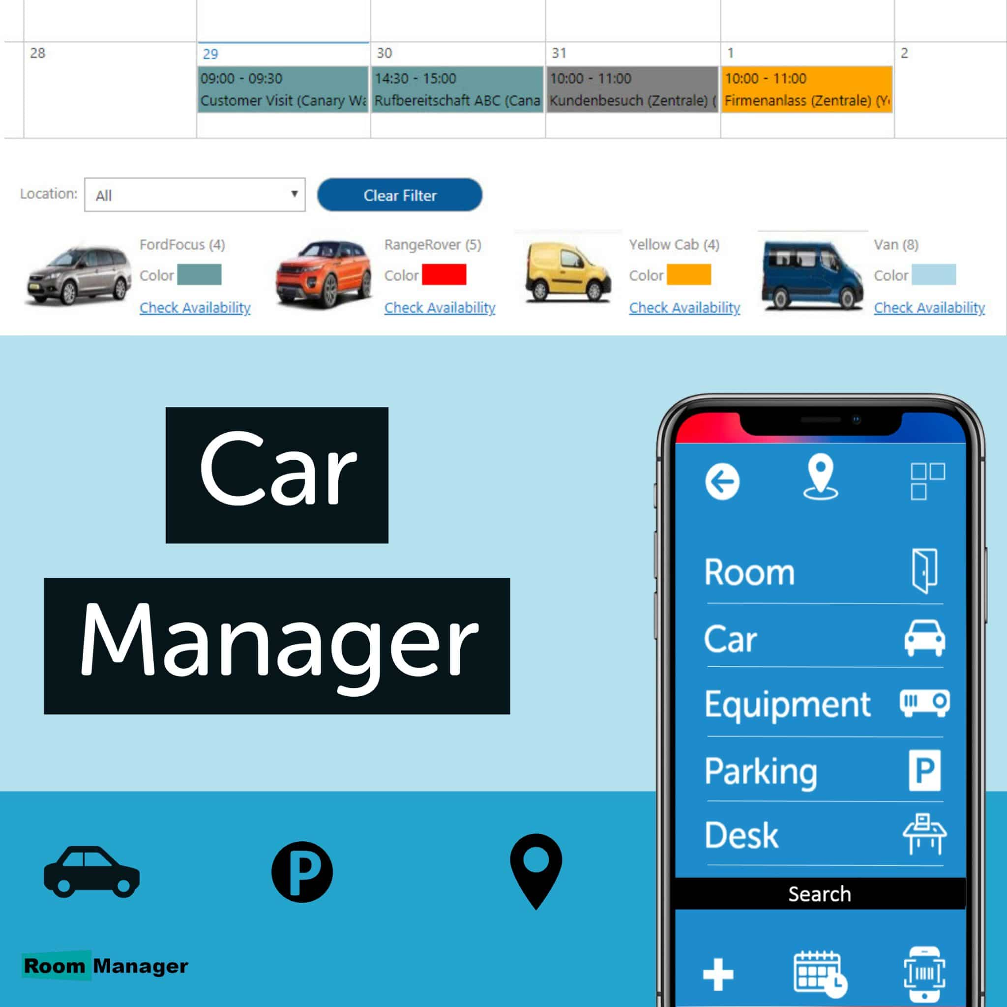 Car Manager PowerApp