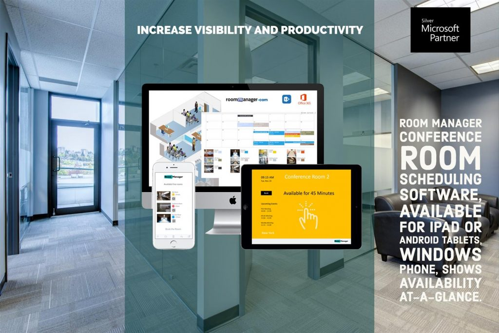 Room Manager Increase producitvity Vertical