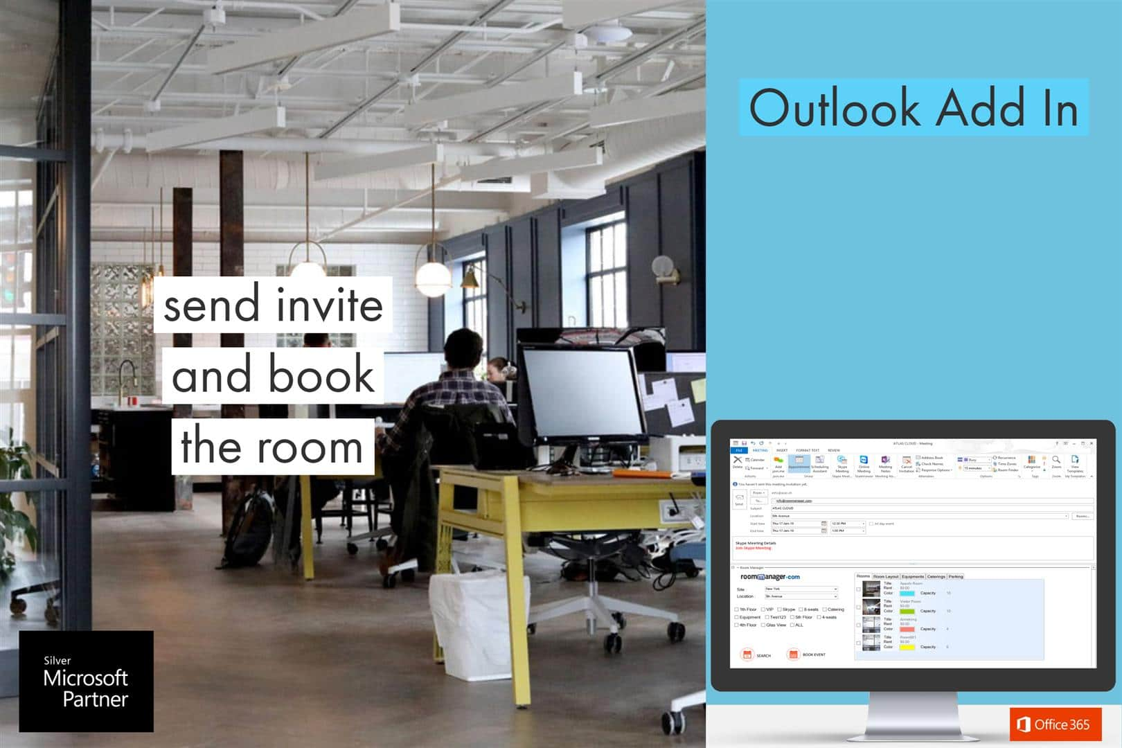 Room Manager Outlook Add In