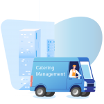 Management catering Orders